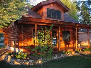 Photo for Log Home on Manistee Lake