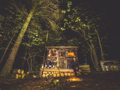 Photo for Wild Night Out: Tent #2 | Private | Sleeps 4