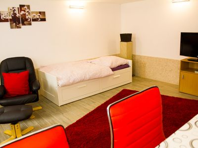 Photo for Comfortable holiday home with sauna in Cologne