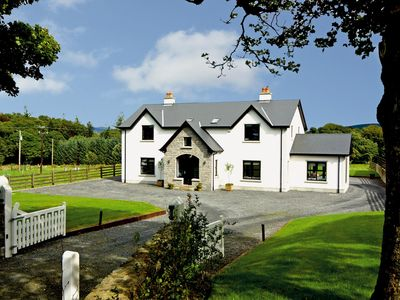 Photo for Detached house in the peaceful foothills of the Wicklow Mountains and in walking distance of t…