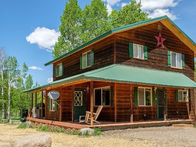 Photo for Alpine Star Lodge - Montana at its best! Quiet location, easy trail access!