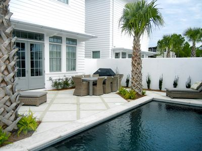 Welcome to Paradise!  Your beach home in Rosemary Beach!