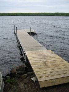 Photo for Devil Track Lake Vacation Home