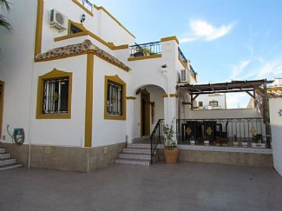 Photo for 3 Storey Attached Villa With Shared Pool On Entre Naranjos