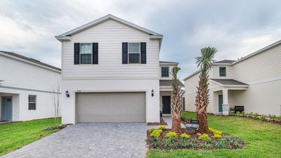 Photo for Luxury Villa! 5 Bed 4 bath 15 min from Disney Windsor Westside with heated pool