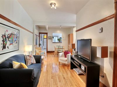Photo for #28 Beautiful Renovated Furnished Apt in MTL