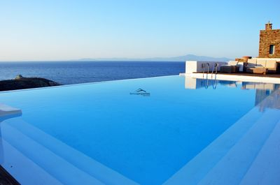 The large swimming pool,