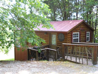 Toolshed Is A Cute, Clean, And Quaint Cabin On  Horse Farm Near Fall Creek Falls