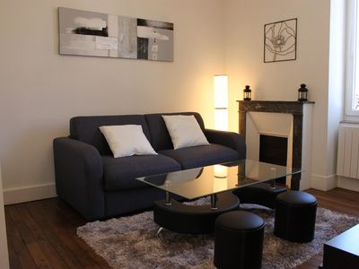 Photo for Apartment Grands Crus 3 minutes from the train station