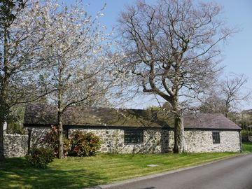 Luxury boutique style 2 bedroom cottage Anglesey