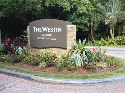 Photo for THE WESTIN ST. JOHN - BAY VISTA VILLAS