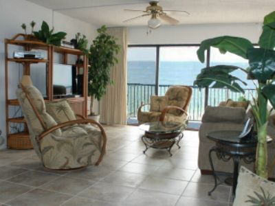 Photo for Right on the Beach - Great Gulf Views from Your 30-Ft Balcony!