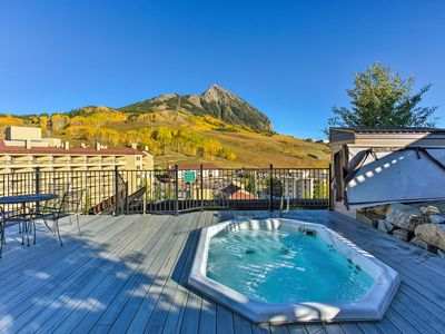 Photo for NEW! Updated Mt Crested Butte Condo-Walk to Resort