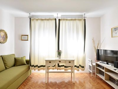 Photo for One bedroom apartment with balcony Split (A-12516-b)
