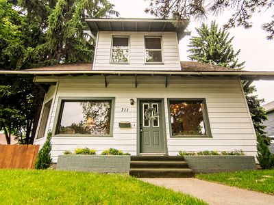 Photo for Charming 5 Star Home in Downtown Coeur d'Alene! Steps from Sherman Avenue!!