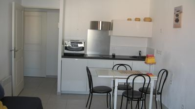 Photo for Côté Port-La Ciotat apartment - air conditioning - terrace