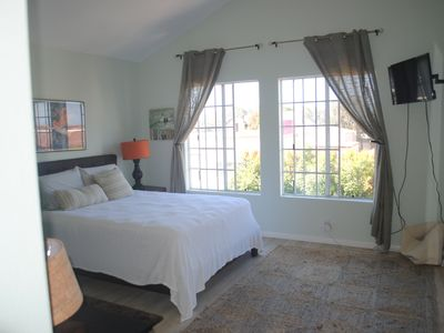 Photo for SPACIOUS 2 BEDROOM BEACH HOUSE, WALK TO EVERYTHING!!