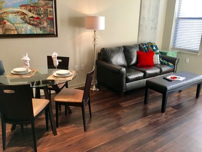 Photo for Perfect Midtown Music Row 1BDR 2nd Floor Condo 1-Block from Centennial Park!