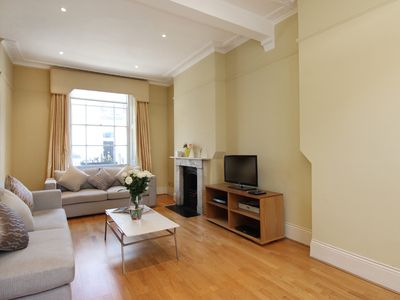Photo for Amazing Chelsea Sloane Square 3 Bedroom 2 Bathroom Townhouse with Free WiFi