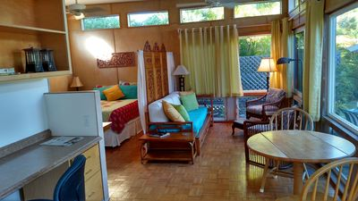 Photo for Spacious, Upscale Kailua Garden Studio, Ideal Location, Best Value