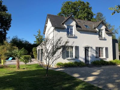 Photo for Large house close to beaches and Dinard Golf