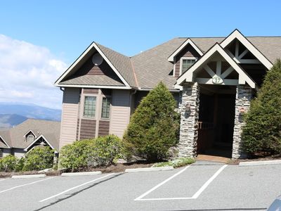 Photo for Charming Condo with a Grand-View of the Blue Ridge Mountains
