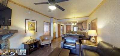 Photo for 1 Bedroom Luxury Villa for 4 people at Skiin/Skiout Park City Canyons Resort