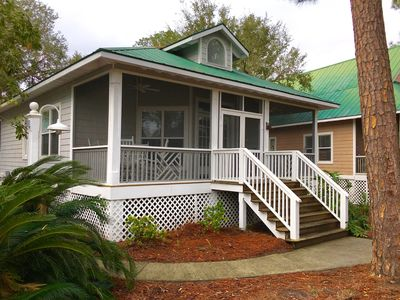 Photo for Pristine & Peaceful Golf/Beach Cottage Waiting for You!