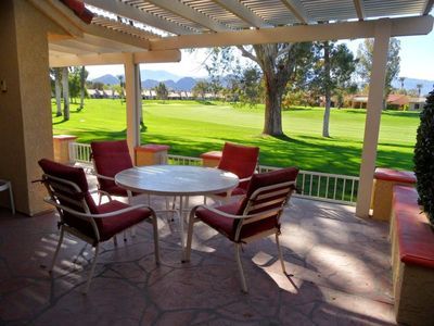Photo for PY721 - Palm Desert Resort CC - Lovely Champion Floor Plan and Fantastic Views!