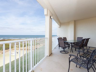 Photo for Surf Club I 1403, 2 Bedrooms, Sleeps 6, 4th Floor, Ocean Front, Pool, WiFi