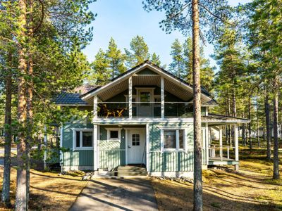 Photo for Vacation home Jukuheikki (FIL101) in Taivalkoski - 8 persons, 2 bedrooms