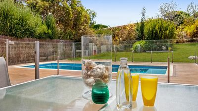 Photo for Alfresco - great outdoor entertaining area by the pool!
