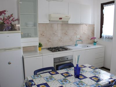 Photo for Three-room apartment with balcony near the center and the beaches
