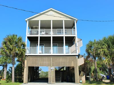 Photo for Ollie's Folly ~ 5BR w/Ocean Views on the West End
