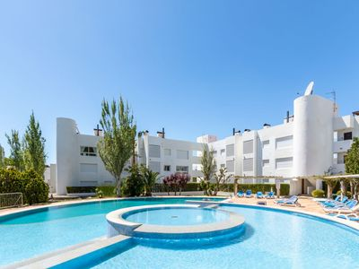 Photo for Ground Floor apartment with private garden in Bellresguard