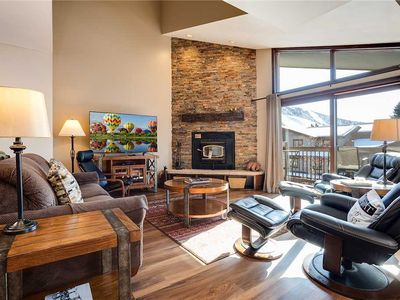 Photo for RA106 by Mountain Resorts * Excellent amenities, Close to Summer Activities*