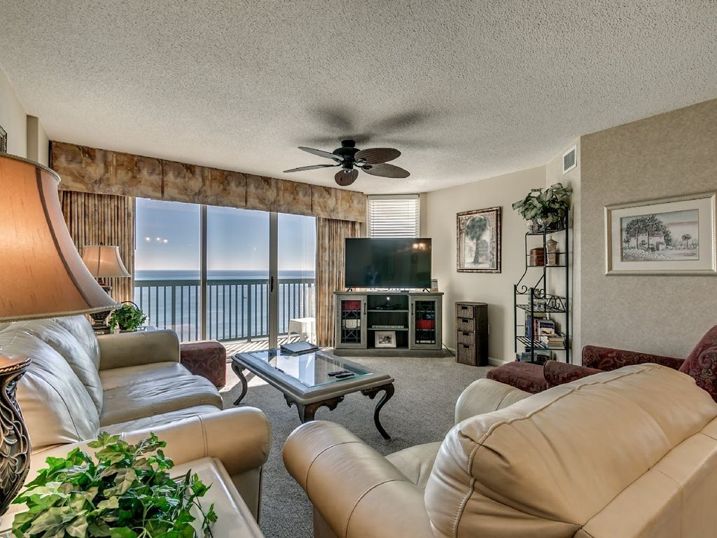 Fabulous Beautiful 3 Bedroom Oceanfront Condo Ashworth 1202 North Home Interior And Landscaping Ymoonbapapsignezvosmurscom