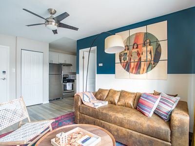 Photo for WanderJaunt | Caspian | 2BR | Mission Beach