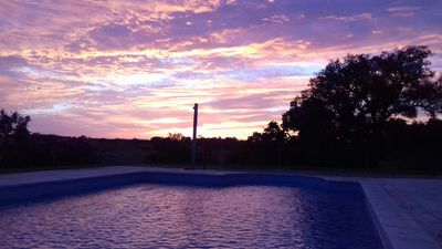 Photo for Secluded cottage with pool in spectacular and tranquil Alentejo countryside.