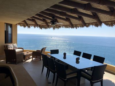Photo for 3,400 sqft OCEANFRONT 3 BDR 4 BTR AMAZING CONDO. 900SQFT TERRACE STUNNING VIEWS