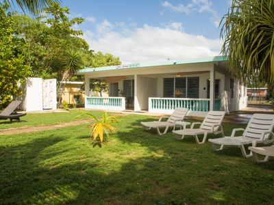 Photo for 2 OR 4 BR- - Great Views  on the Best Swimming Beach -AC & WiFi