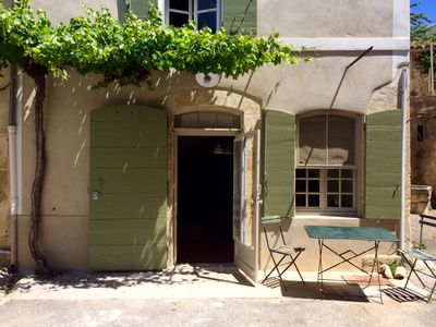 Photo for Village house in the center of Lourmarin