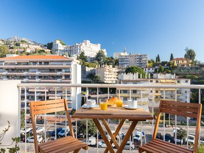 Photo for PROMO MENTON VERY BEAUTIFUL APARTMENT NEAR SEA FRONT