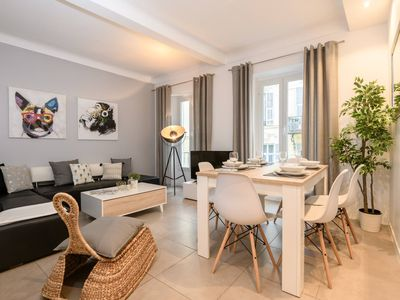 Photo for Le Classy - 2br w/ AC, 3 min from Nice train station – Welkeys