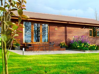 Photo for 1 bedroom Log Cabin in South Molton - CHEVI