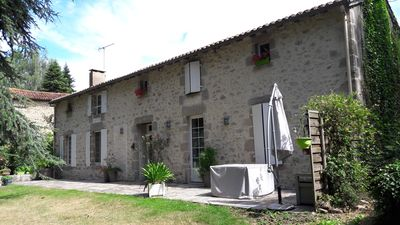 Photo for 4BR Guest House Vacation Rental in Cirières, Nouvelle-Aquitaine