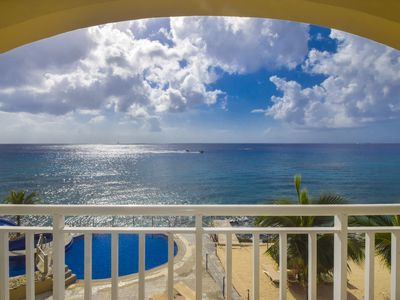 Photo for Your private terrace will offer you the BEST ocean views! (EC3BN)