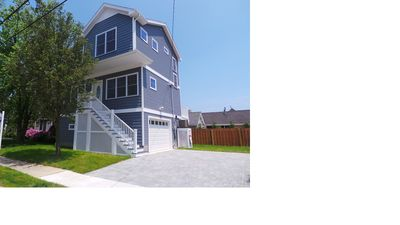 Photo for Beautiful New Home Near Beach, Town and Train