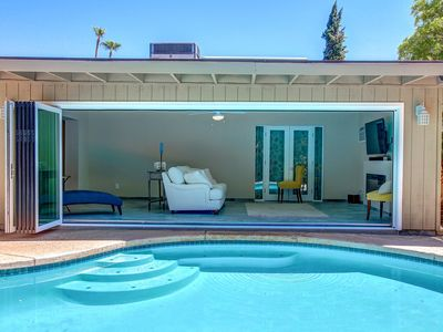 Modern Updated Scottsdale Gem with heated pool and resort style backyard
