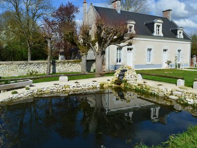Photo for In the haven of peace charming cottage near the zoo of beauval